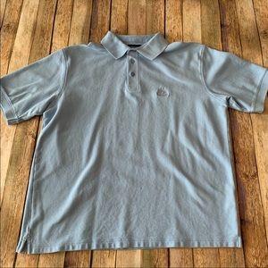 Faconnable men's short sleeve polo shirt